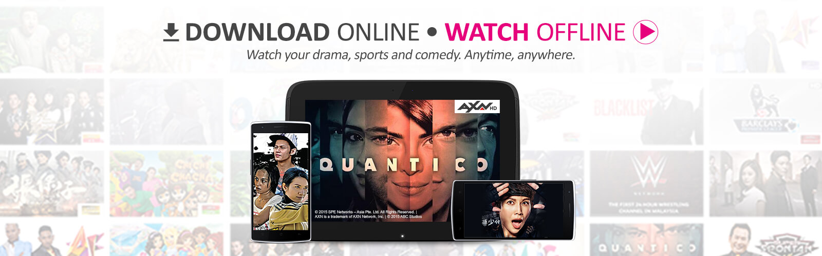 astro on the go watch offline