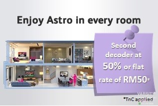 Astro Promotion | Astro Package