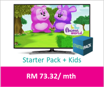 Astro package starter pack with Kids