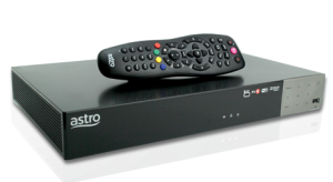 Astro Set Top Box with PVR