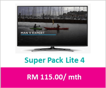 Astro Package - SuperPack Lite 4