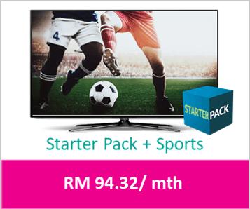 Starter Pack Sports